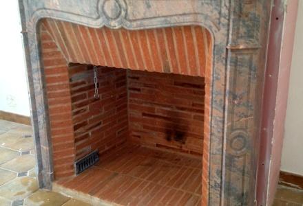 pose de chemin e le plaisir du feu. Black Bedroom Furniture Sets. Home Design Ideas