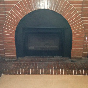 Insert de chemin e le plaisir du feu - Installer un insert dans une cheminee ...